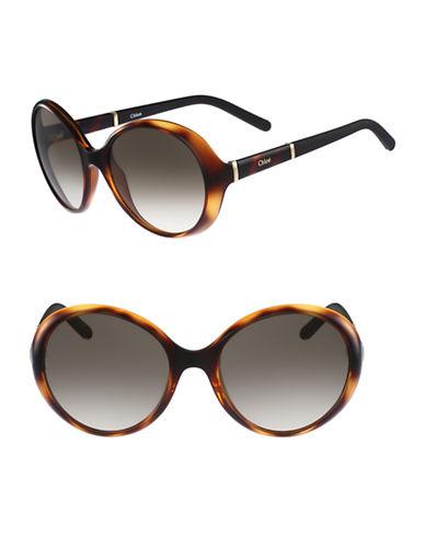 Chloé CE687S Daisy Sunglasses-TORTOISE-One Size
