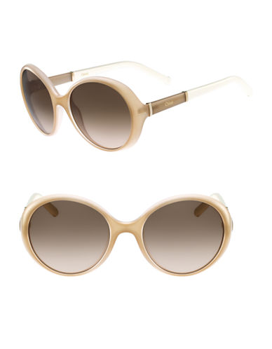 Chloé CE687S Daisy Sunglasses-DOVE-One Size