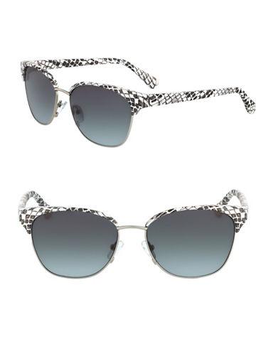 Diane Von Furstenberg 58mm Zianna Sunglasses-BLACK-One Size