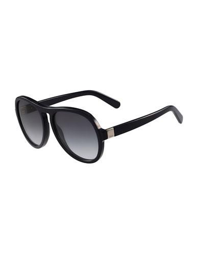 Chloé 59MM Gradient Sunglasses-BLUE-One Size