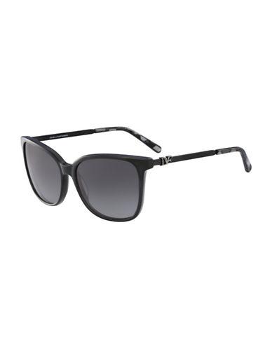 Diane Von Furstenberg Joanna 58MM Gradient Sunglasses-BLACK-One Size