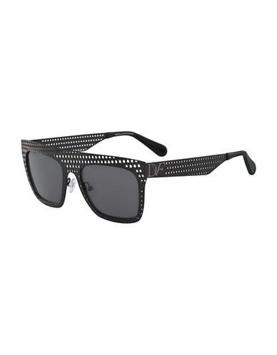 Grace 59 Mm Perforated Square Sunglasses by Diane Von Furstenberg