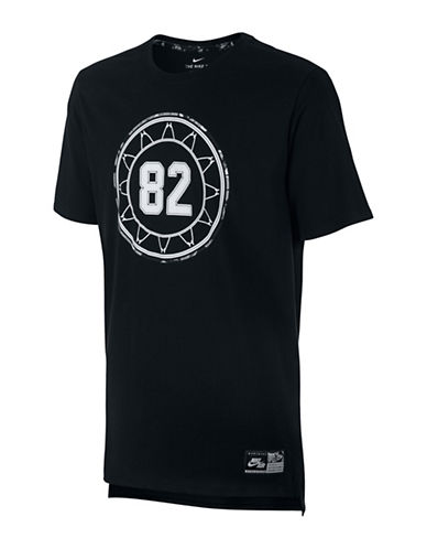 Nike Air 4 Graphic T-Shirt-BLACK-Medium 88925642_BLACK_Medium