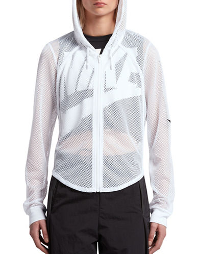 Nike Sportswear Hoodie-WHITE-X-Large 89284101_WHITE_X-Large
