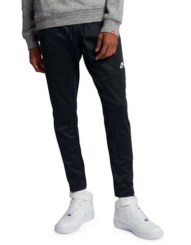 Nike Athletic Track Pants-BLACK-Large 89690769_BLACK_Large