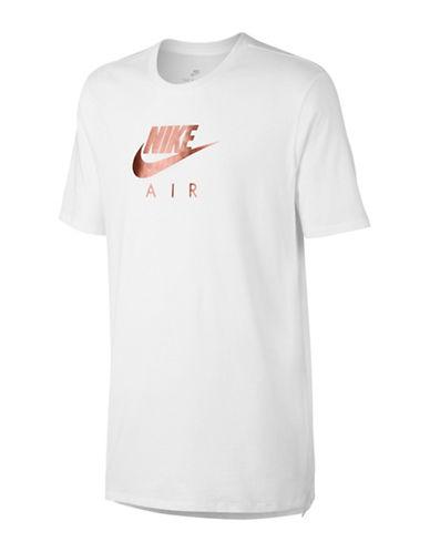Nike Sportswear Heritage Tee-WHITE-Large 89087545_WHITE_Large
