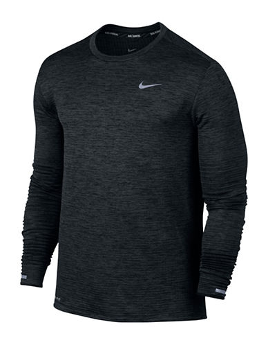 Nike Therma Sphere Element Running Top-BLACK-Medium 88501733_BLACK_Medium