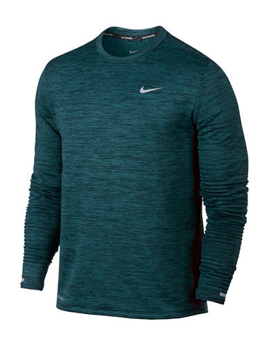 Nike Therma Sphere Element Running Top-MIDNIGHT TURQUOISE-Large 88501739_MIDNIGHT TURQUOISE_Large