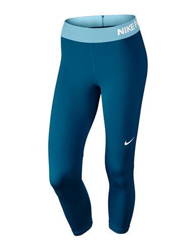 Nike Pro Hypercool Capris-BLUE-Medium 89202799_BLUE_Medium