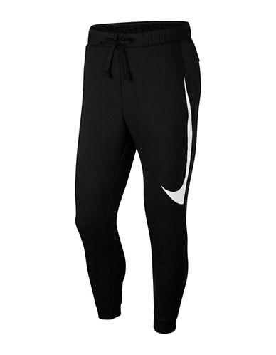 Nike Hybrid Fleece Sweatpants-BLACK-Medium 89690821_BLACK_Medium