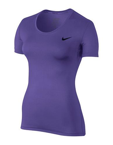 Nike Pro Cool Tee-IRIS-X-Small 89202880_IRIS_X-Small