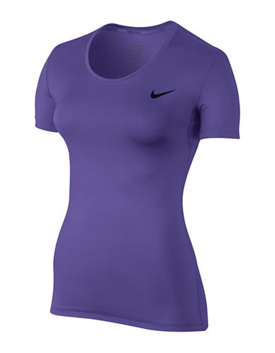 Nike Pro Cool Tee-IRIS-Medium 89202883_IRIS_Medium