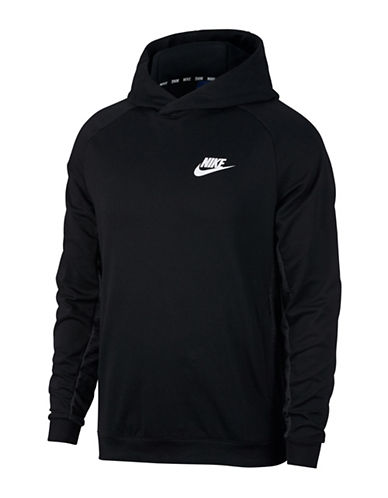 Nike Advance 15 Fleece Hoodie-BLACK-X-Large 89413493_BLACK_X-Large