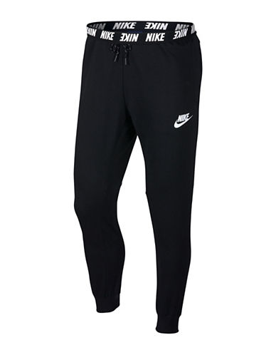Nike Advance 15 Jogger Pants-BLACK-XXX-Large