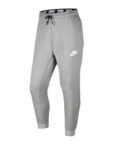 Nike Advance 15 Jogger Pants-GREY-X-Small