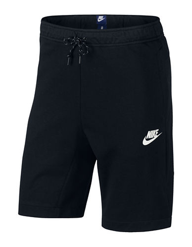Nike Advance 15 Shorts-BLACK-X-Small