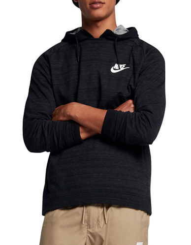 Nike Sportswear Advance 15 Sweatshirt-BLACK-Small