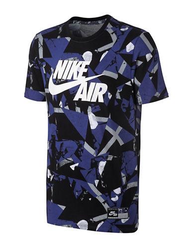 Nike Air T-Shirt-BLUE-Small 88925631_BLUE_Small