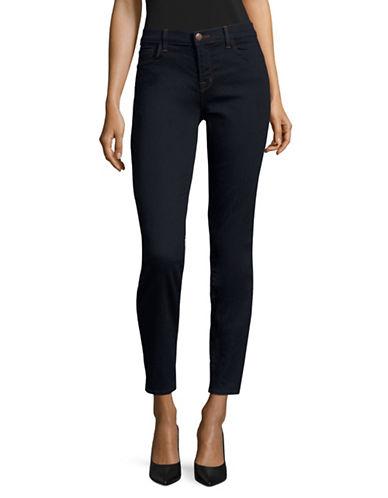 J Brand Sateen Super Skinny Jeans-PURPLE-28