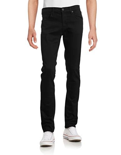 J Brand Tyler Slim Fit Jeans-BLACK-30X34