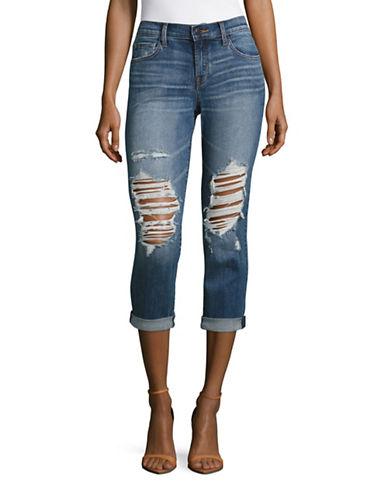 J Brand Sadey Slim Straight Jeans-BLUE-31