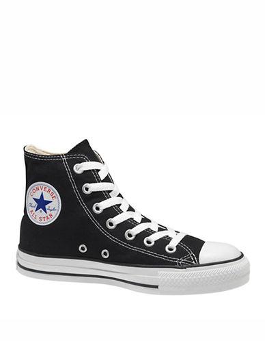Converse Womens Chuck Taylor Core Hi-BLACK-5