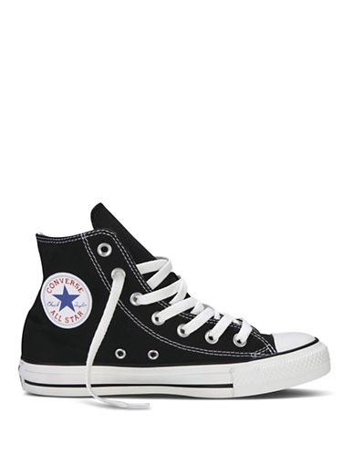 Converse Mens Chuck Taylor Core Hi-BLACK-8