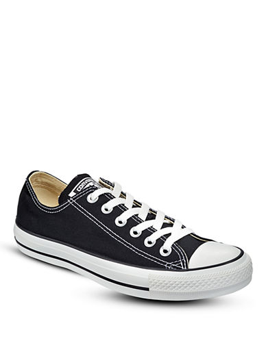 Converse Womens Chuck Taylor All Star Low-BLACK-5.5