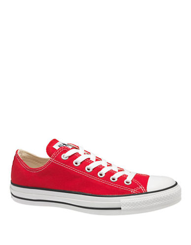 Converse Womens Chuck Taylor Core Ox-RED-8
