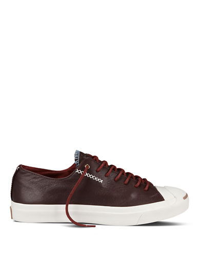 857a310c264e ... UPC 886954933959 product image for Jack Purcell By Converse Jack  Purcell Cross Stitch Leather Sneakers ...