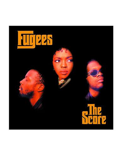 Vinyl Fugees - Score - Vinyl Record-BLACK-One Size