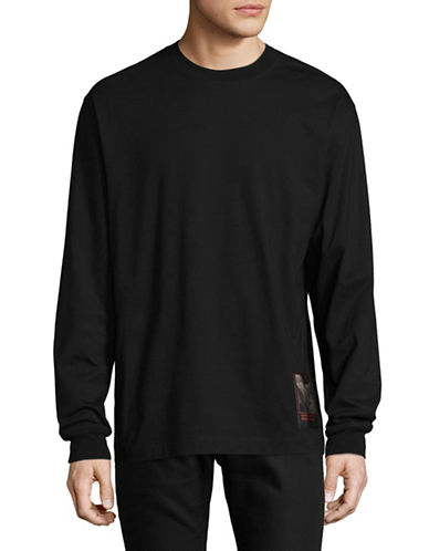 Alexander Wang Slow and Steady T-Shirt-BLACK-Large