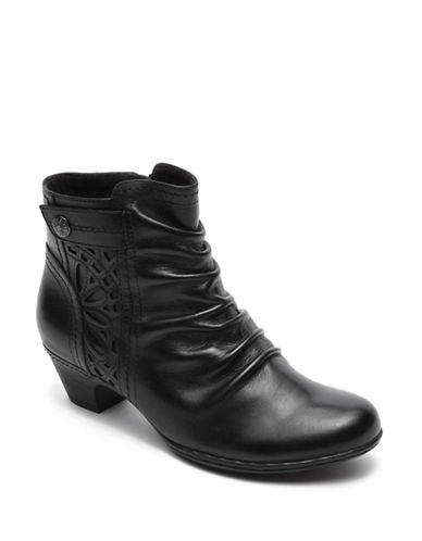 Rockport Cobb Hill Cobb Hill Abilene Booties-BLACK-8