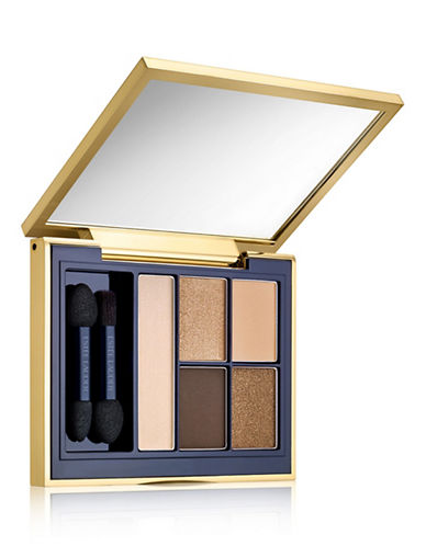 Estee Lauder Pure Color Envy Sculpting EyeShadow 5 Color Palette-DEFIANT NUDE-One Size