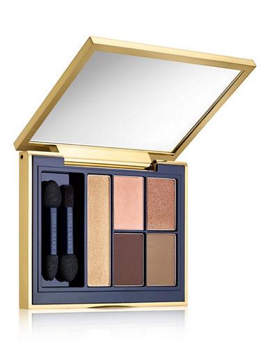 Estee Lauder Pure Color Envy Sculpting EyeShadow 5 Color Palette-FIERY SAFFON-One Size