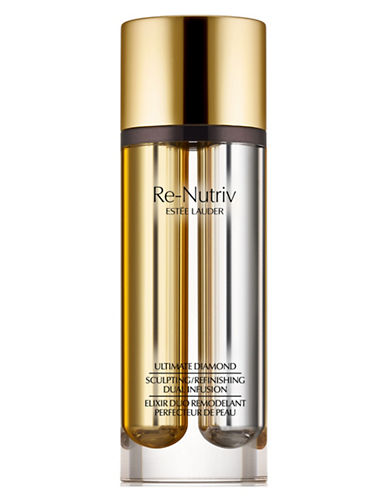 Estee Lauder Re-Nutriv Ultimate Diamond Sculpting and Refinishing Dual Infusion Set-NO COLOUR-25 ml