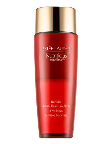 Estee Lauder Nutritious Vitality8  Radiant Dual-Phase Emulsion-NO COLOUR-One Size