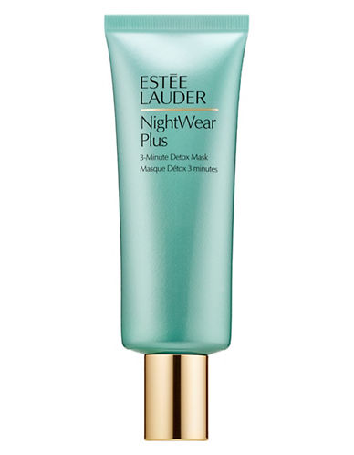 Estee Lauder NightWear Plus 3-Minute Detox Mask-NO COLOUR-75 ml