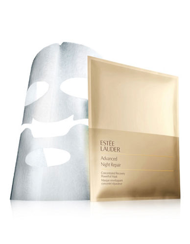 Estee Lauder Advanced Night Repair Concentrated Recovery PowerFoil Masks-NO COLOUR-One Size