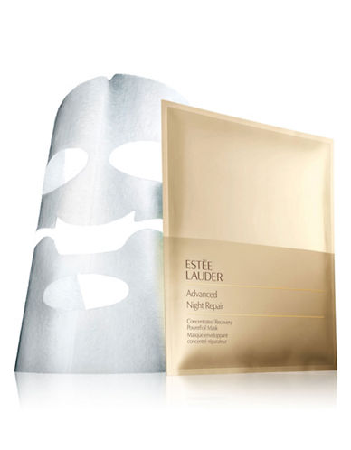 Estee Lauder Advanced Night Repair Concentrated Recovery PowerFoil Mask-NO COLOUR-One Size