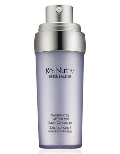 Estee Lauder Re-Nutriv Radiant White Age-Renewal Serum Concentrate-NO COLOUR-30 ml