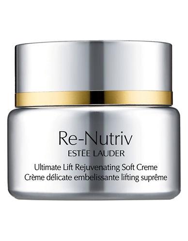 Estee Lauder Re-Nutriv Ultimate Lift Rejuvenating Soft Creme-NO COLOUR-50 ml