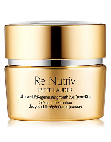 Estee Lauder ReNutriv Ultimate Lift Regenerating Youth Eye Crème Rich-NO COLOR-One Size
