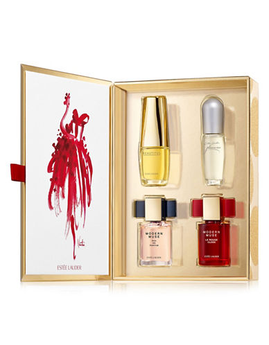 Estee Lauder Fragrance Treasures Four Piece Set-NO COLOR-One Size