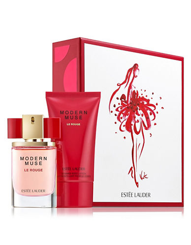 Estee Lauder Modern Muse Le Rouge Limited Edition Duo Two-Piece Set-NO COLOR-One Size