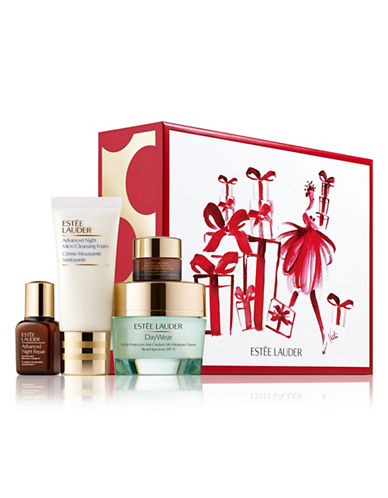 Estee Lauder Repair and Renew Limited Edition Three-Piece Set-NO COLOR-One Size