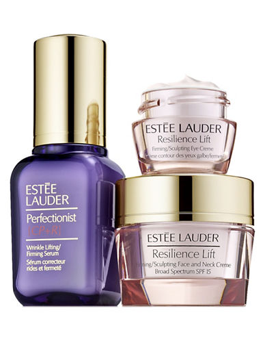Estee Lauder Three-Piece Lift and Firm Set-NO COLOUR-One Size