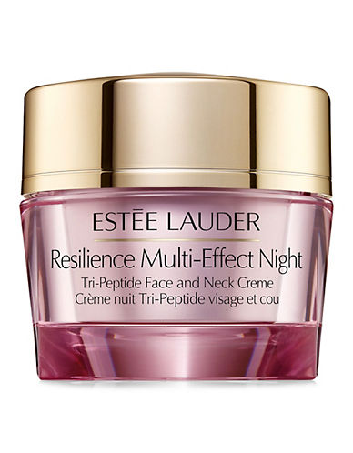 Estee Lauder NEW Resilience Lift Night Lifting/Firming Face and Neck Crème-NO COLOR-75 ml