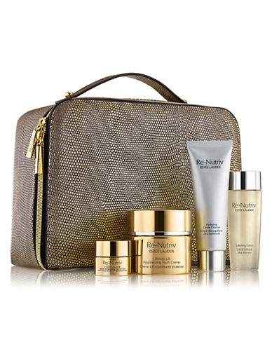 Estee Lauder The Secret of Infinite Beauty Ultimate Lift Regenerating Youth Collection for Face Four-Piece Set-NO COLOR-One Size