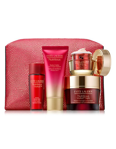 Estee Lauder Five-Piece Nutritious Night Collection-NO COLOUR-One Size